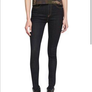 Rag & Bone Justine High Rise Skinny Jean